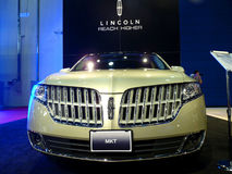 Lincoln MKT Photographie stock libre de droits