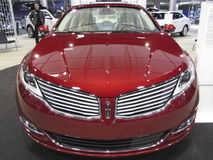 Lincoln MKZ Stock Photography