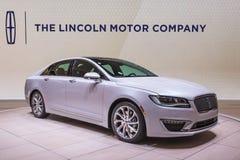 2016 Lincoln MKZ Stock Foto