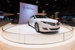 2015 Lincoln MKZ Stock Photography