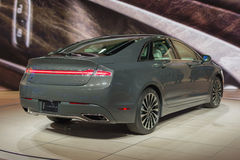 Lincoln MKZ 2017 Royalty Free Stock Photography