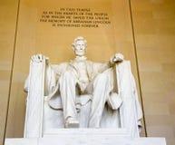 Lincoln Monument Fotos de archivo
