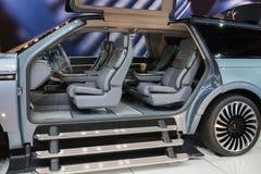 Lincoln Navigator Concept Arkivfoton