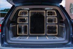 Lincoln Navigator Concept Arkivbild