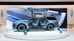 Lincoln Navigator Concept Royalty Free Stock Image