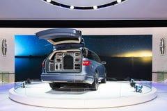 Lincoln Navigator Concept Stock Photography