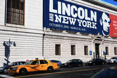 Lincoln and New York Stock Photos