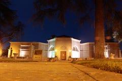 Lincoln Pamiątkowa świątynia w Redlands Zdjęcie Royalty Free