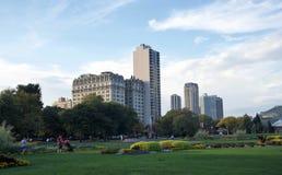Lincoln Park Чикаго, Иллинойс стоковое фото rf