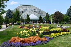 Lincoln Park Conservatory stockfoto