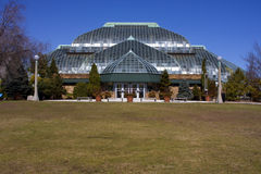 Lincoln Park Conservatory Stock Photo
