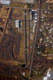 Lincoln-Park-Flughafen Lizenzfreie Stockfotos
