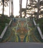 Lincoln Park Steps, 1 imagem de stock royalty free
