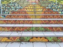 Lincoln Park Steps, 2 fotografia de stock