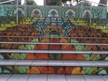 Lincoln Park Steps, 4 imagens de stock