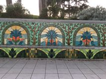 Lincoln Park Steps, 5 imagem de stock royalty free