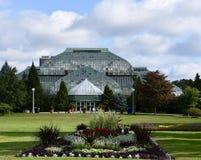 Lincoln parka konserwatorium zdjęcie royalty free