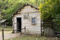 Lincoln pierwszy sklep jagody Obrazy Royalty Free