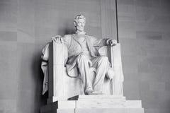 Lincoln pomnik Obrazy Stock
