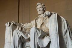 Lincoln pomnik. Zdjęcia Stock