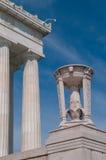 lincoln pomnik zdjęcia royalty free