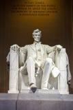 Lincoln pomnik Obraz Stock