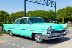 1957 Lincoln Premiere Royalty-vrije Stock Afbeelding