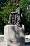 Lincoln que se sienta Foto de archivo