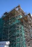 Lincoln Road New Office Block-Sonderkommando, Christchurch-Wiederaufbauen. Stockfoto