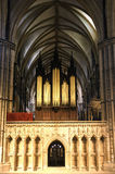 Lincoln rood screen Stock Image