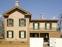 Free Lincoln S Home Front Stock Images - 5359184