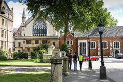 Lincoln`s Inn Chapel, London Stock Photography