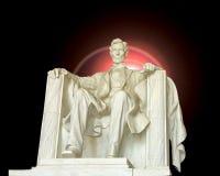 Lincoln sculpture Stock Photo