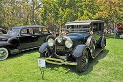 Lincoln Seven Passenger Limousine photos libres de droits