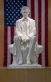 Lincoln Statue Stock Images