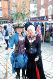 Lincoln Steampunk Weekend 3 Fotografia Stock