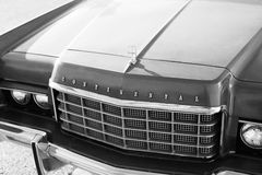 Lincoln Town Car Stock Photo