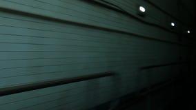 Lincoln Tunnel banque de vidéos
