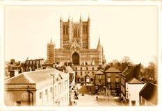 Lincoln, UK Royalty Free Stock Photo
