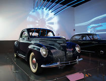 Lincoln Zephyr Royaltyfria Bilder