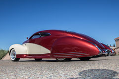 Lincoln Zephyr Obrazy Stock