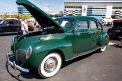 1938 Lincoln Zephyr Automobile stock photos