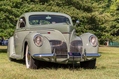 1939 Lincoln Zephyr V12 Royalty-vrije Stock Fotografie