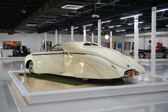 Lincoln Zephyr 1939 Z Photo stock