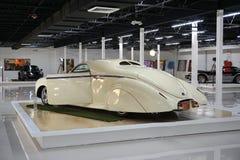 1939 Lincoln Zephyr Z Stock Photo