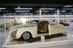 1939 Lincoln Zephyr Z Stock Photography