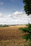 Lincolnshire Wolds,UK, in Late Summer Royalty Free Stock Image
