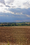 Lincolnshire Wolds,UK Stock Photo