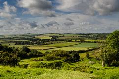 Lincolnshire Wolds Royalty Free Stock Photos