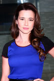 Linda Cardellini arrives at the 2013 Film Inependent nominees brunch Stock Photos